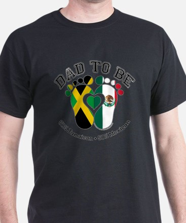 Jamaican Mexican Baby T-Shirt