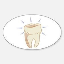 Molar Tooth Decal