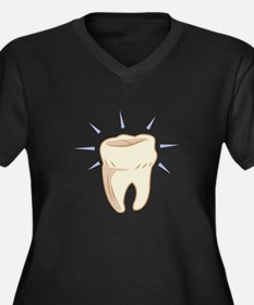 Molar Tooth Plus Size T-Shirt