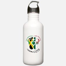 Jamaican Mexican Baby Water Bottle