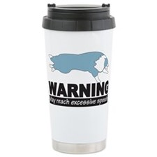 Unique Dog grooming Travel Mug