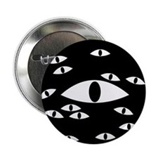 """Night Eyes<br> 2.25"""" Button (10 pack)"""