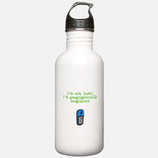 Cute Gps Water Bottle