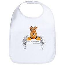 Welsh Terrier Banner Bib