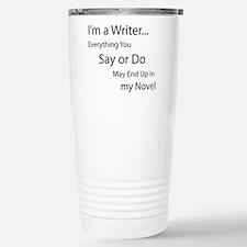Novel Travel Mug