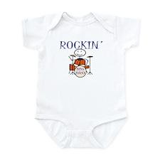 Rockin Big Brother Infant Bodysuit
