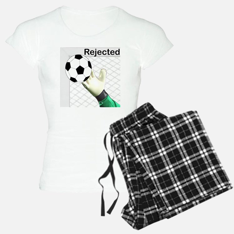 Rejected Soccer Ball Pajamas