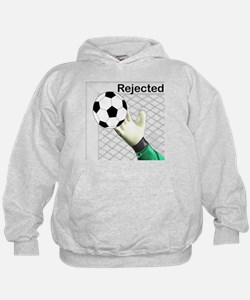 Rejected Soccer Ball Hoodie