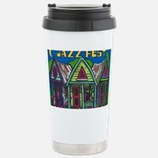 Unique New orleans jazz Travel Mug