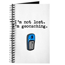 Geocaching, Not Lost Journal