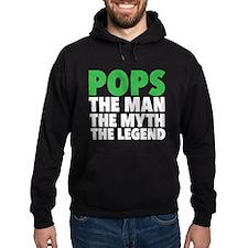 Pops Man Myth Legend Hoodie