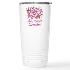 Unique World%27s best assistant principal Travel Mug