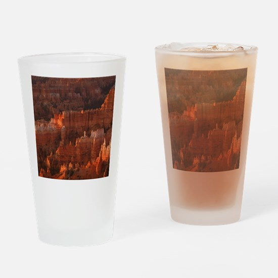 Bryce Canyon Drinking Glass