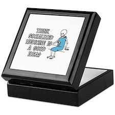 Socialized Medicine Skeleton Keepsake Box