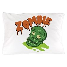 Zombie Pillow Case