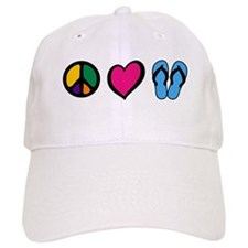 Unique Love peace Baseball Cap