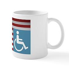 Disabled American Veteran Mugs