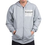 Big Molly's Bar Zip Hoodie