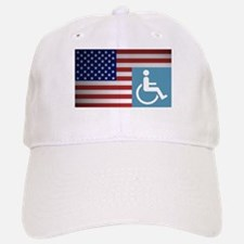 Disabled American Veteran Baseball Baseball Cap