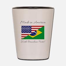 Cute Brazilian Shot Glass