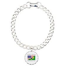 Unique Brazil flag Bracelet