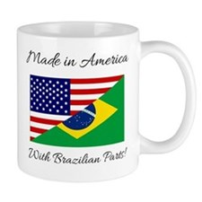 Cute Brazil baby Mug