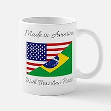 Cute Brazilian american Mug