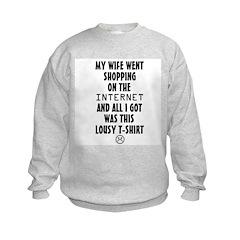 Wife Lousy T-Shirt Sweatshirt