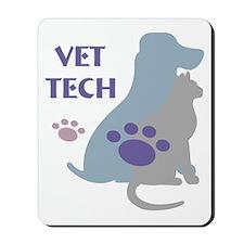 Vet Tech 1919 Mousepad
