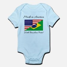 Made in America with Brazilian Parts! Body Suit