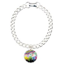 Colorful Musical Theme Bracelet