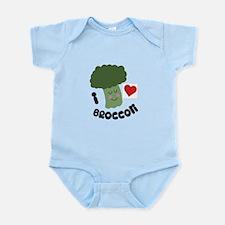 Love Broccoli Body Suit