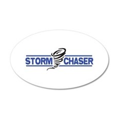 STORM CHASER Wall Decal