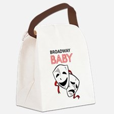 BROADWAY BABY Canvas Lunch Bag