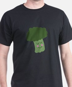 Happy Broccoli T-Shirt