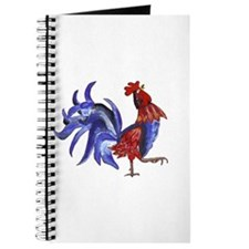 BLue rooster Journal