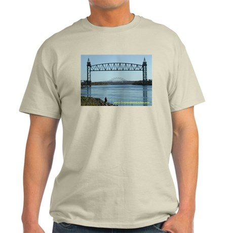 Railroad Bridge Light T-Shirt