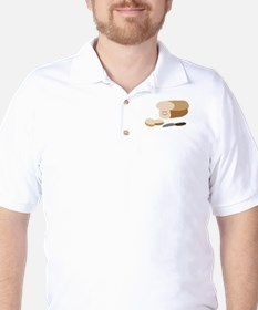 Happy Bread Golf Shirt
