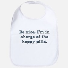 Pharmacist nurse gifts Bib