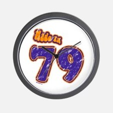 Made in 79 Wall Clock