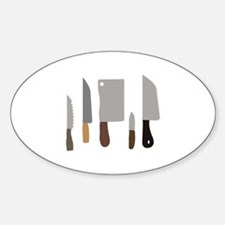 Chef Knives Decal