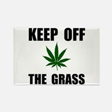 Keep Off The Grass Magnets