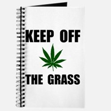 Keep Off The Grass Journal