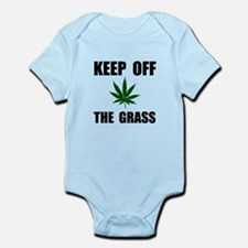 Keep Off The Grass Body Suit