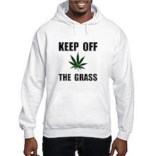 Keep Off The Grass Hoodie