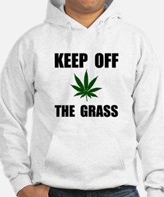 Keep Off The Grass Hoodie