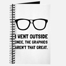 Outside Graphics Not Great Journal