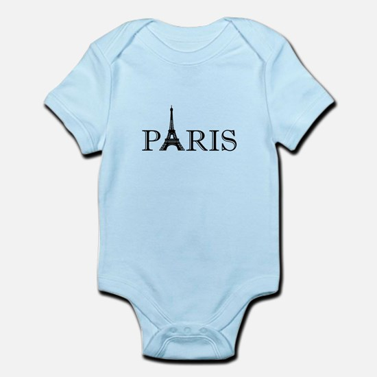 Paris Eiffel Tower Body Suit