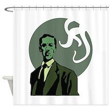Lovecraft Shower Curtain
