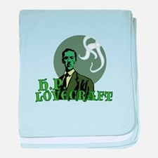 H.P. Lovecraft baby blanket